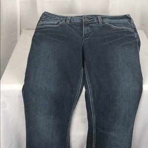 Silver Aiko JeAns Size 28/35